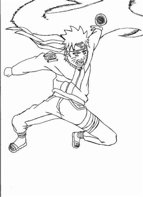 naruto rasengan coloring pages printable naruto coloring pages to get your kids occupied
