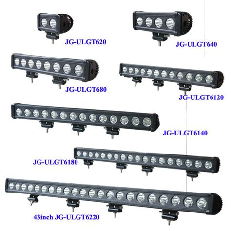 led light bar for car lightstorm10w cree t6 offroad led light bar led lightbar