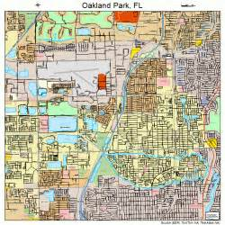 oakland park florida map oakland park florida map 1250575