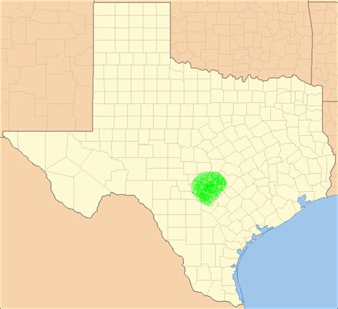 map of hill country texas file texas hill country map png wikimedia commons