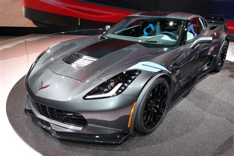 Wheels 2017 Corvette Grand Sport Roadster Gray Fast Furious new 2017 corvette grand sport brings zo6 goodies to stingray for 66 445 carscoops