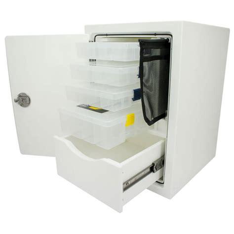 Single Drawer Storage Free Standing Single Drawer Storage Unit With Tackle Storage