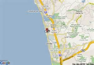 solana california map map of inn express and suites solana solana