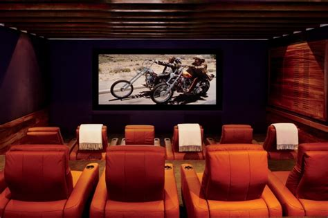 home theatre design los angeles home theater designs for a movie night