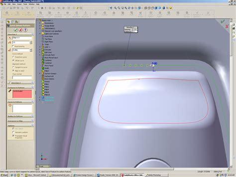 sketch pattern along curve solidworks solidworks pattern along curve question 3d skills and
