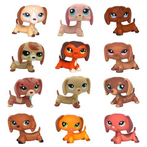 lps wiener dogs dachshund monopoly v2 littlest pet shop original toys lps 1751 ebay