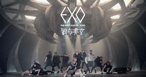 exo wallpaper hd wolf exo wolf mv teaser exo m photo 34585272 fanpop