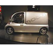 Renault Modus 1994 Concept Car Picture