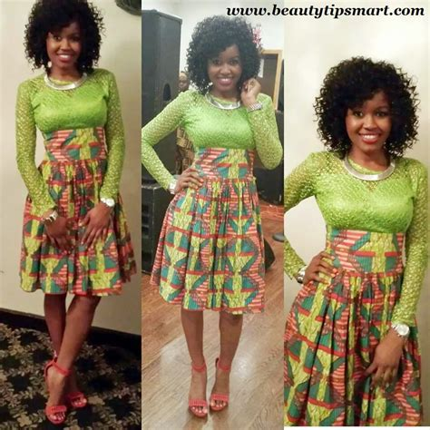 ankara style for 2015 latest lace and ankara style 2016