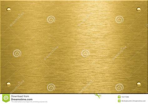 bronze messing messing oder bronze metallplatten mit nieten lizenzfreie