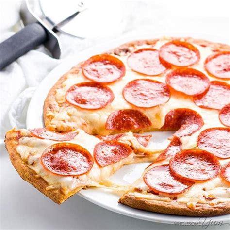 fathead pizza crust  carb keto gluten  nut