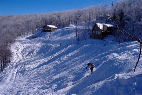 Blue Knob Ski Report by Firsthand Report Snowpocalypse Now At Blue Knob
