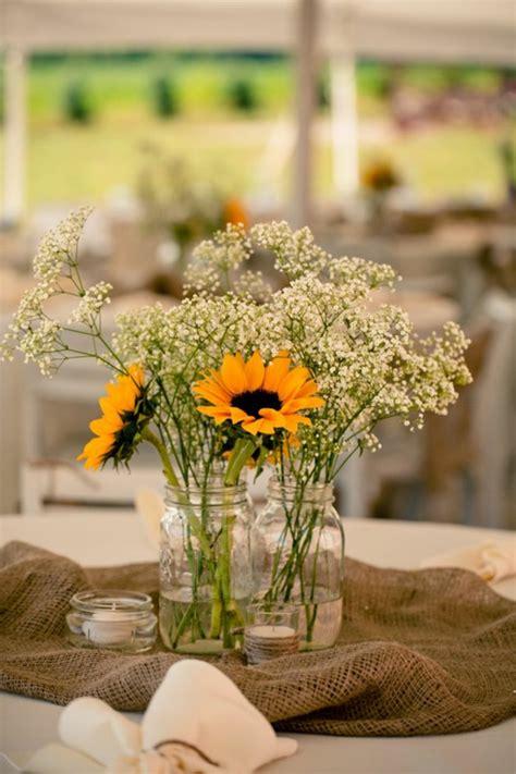 faszinierende dekoideen mit sonnenblumen archzinenet
