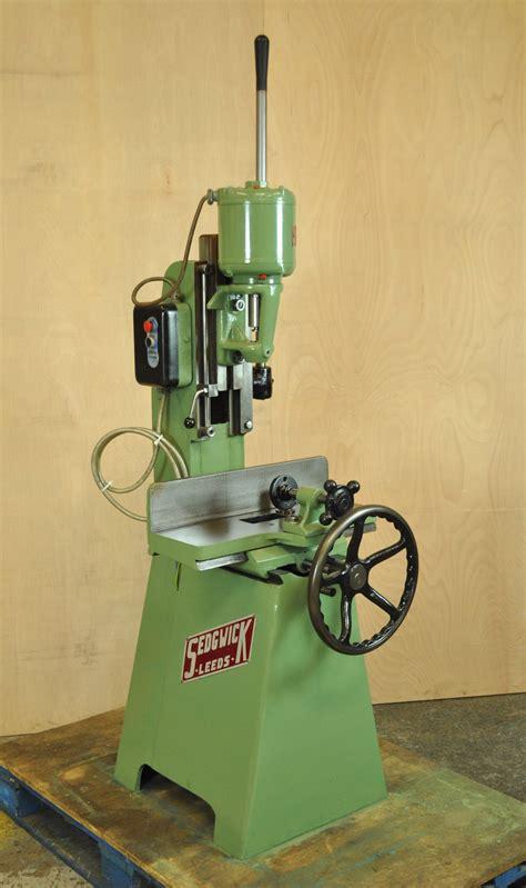 sedgwick mortiser woodworking machinery