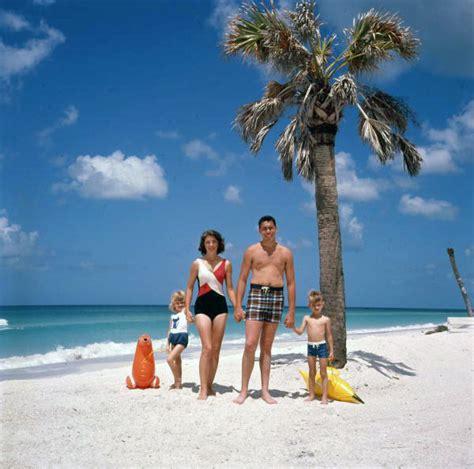 Sarasota Florida Court Records Florida Memory Family At The In Sarasota Florida