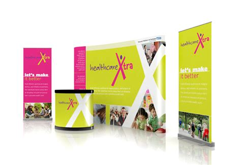 exhibition banners healthcare exhibition banners ta design