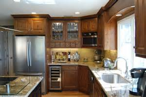 corner microwave cabinet kitchen remodels custom cabinetry much ado about kitchens