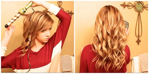 wand for long thick hard to curl hair hair tutorial how i curl my thick long hair with a wand