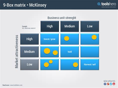 9 cell matrix template ge mckinsey matrix a great product portfolio analysis