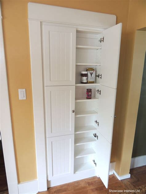 Shallow Pantry Cabinet by Pin By Delangel On For The Home