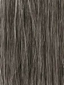 salt and pepper hair extensions salt pepper dark gray tail hair