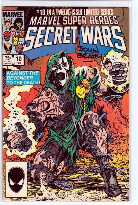 marvel super heroes secret wars rare 28844559 other marvel super heroes secret wars 1984 1985 marvel comics