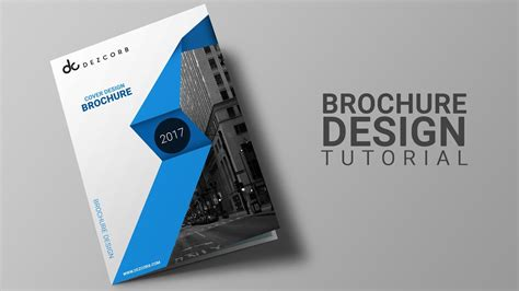 design leaflet in photoshop how to design brochure in photoshop cs6 brochure