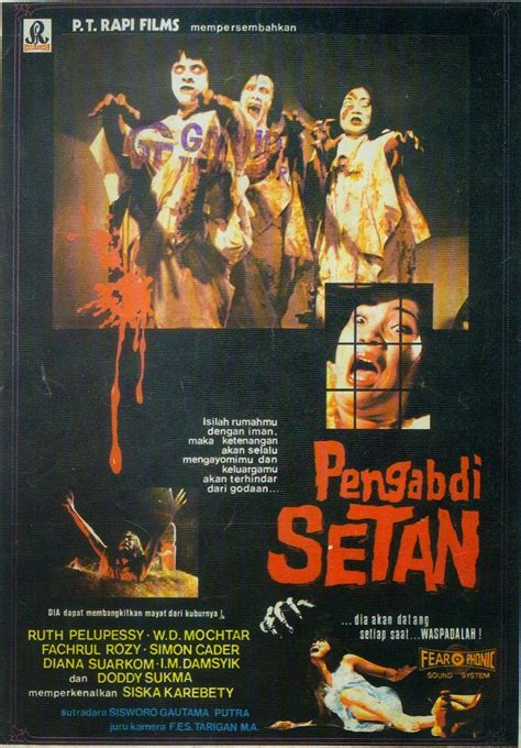 film hot indonesia 1980 full kritikus film gadungan pengabdi setan 1980 review