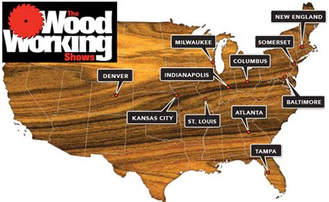 woodworking shows woodworking show 2014 schedule