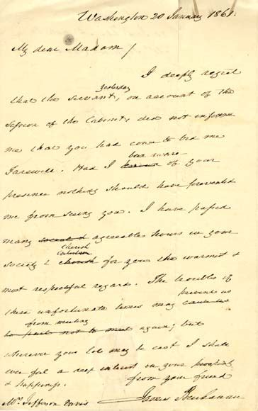 Closing Letter With Fondly The Path To The Civil War Fondly Pennsylvania Notes From Archives And Conservation