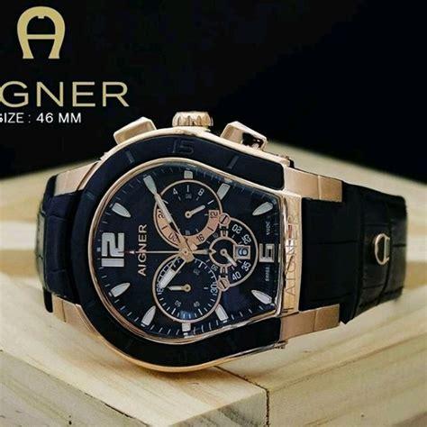 Aigner Cosenza Grade Premium jual jam aigner list blue kualitas terbaik grade aaa keren dan di lapak indo grosir