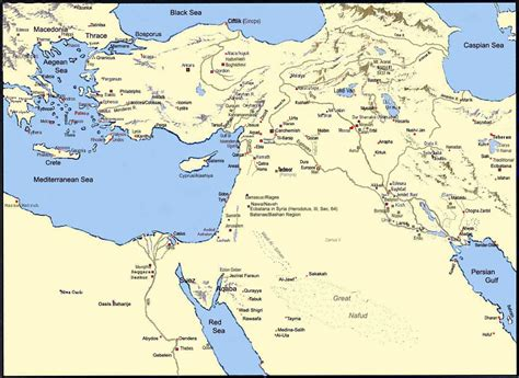 middle east city map best photos of map of ancient middle east ancient middle