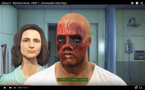 Fallout Kink Meme - ghoulsband fallout 4 character creations know your meme