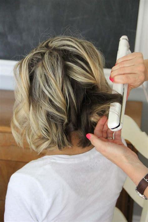 Flat Iron Tutorial Short Hair   newhairstylesformen2014.com