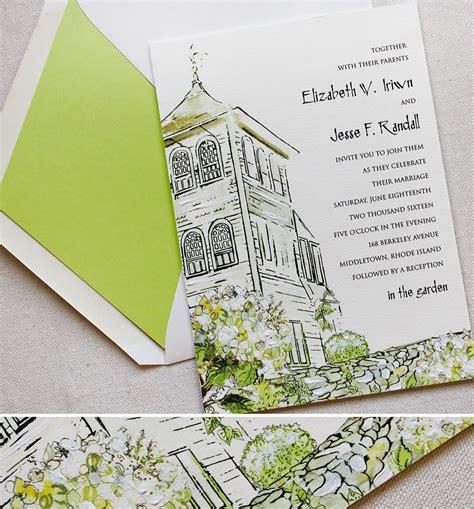 wedding invitation venue wording gail h floral and venue wedding invitationmomental designs