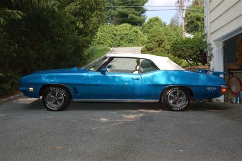 1972 pontiac lemans le mans gto fully restored 350 pontiac classic pontiac le mans 1972 for sale buy used 1972 pontiac lemans convertible gto 455 h o ram air restored in yorktown heights new