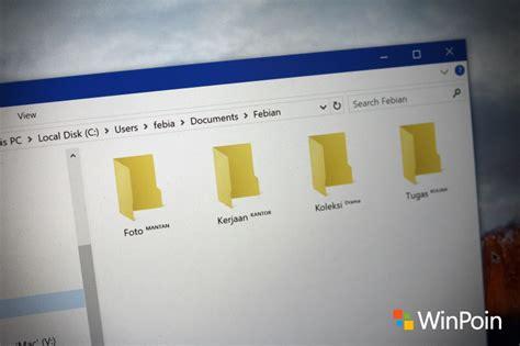 membuat nama unik membuat nama folder unik ala quot superscript quot di windows