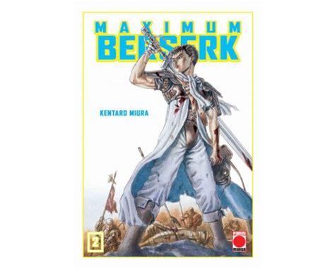 libro berserk maximum 02 berserk ed maximum n 186 02 manga comics