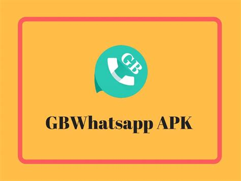 what is apk gbwhatsapp apk apk needs