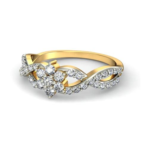 charming engagement ring 0 25 carat on