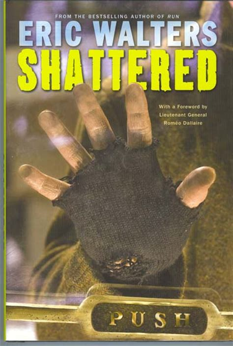 shattered ornaments a horror tale books shattered eric walters