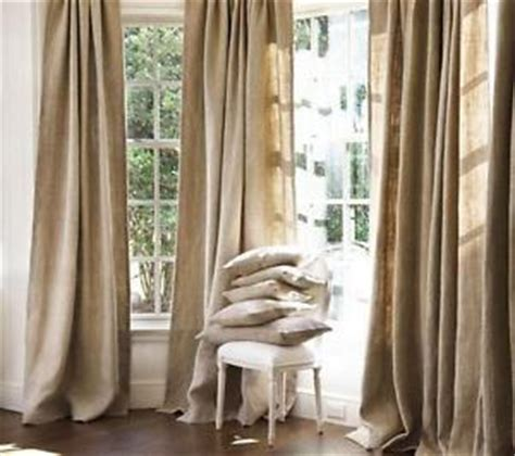 linen luxury drapery panels pure natural textured european linen curtains drapes 2