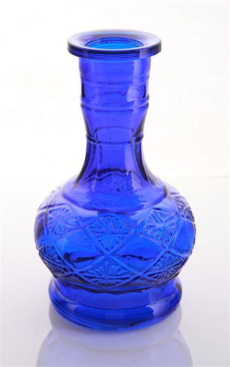 Hookah Vases For Sale by Sale New Blue Medium Vase Hookah Shisha Narguile