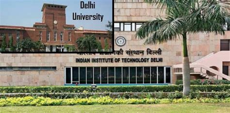 Iit Delhi Mba Admission 2018 by Iit Delhi Du Among World S Top 200 Universities Study