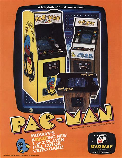 pac man arcade top 10 highest grossing arcade games of all time usgamer