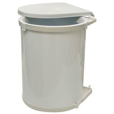 meuble colonne cuisine 2278 poubelle 224 ouverture automatique 35 litres accessoires de