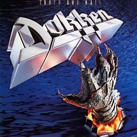 into the fire dokken ドッケン dokken into the fire ギター スコア tab譜