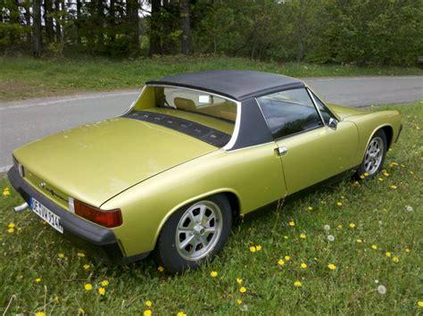Porsche 914 Ersatzteile by Porsche 914 Bj 1974 1 8 Bei Clacr Dem Classic Car