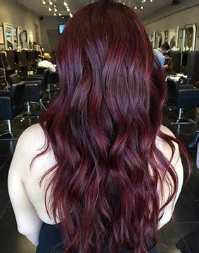 mulberry hair color mulberry wine hair color get the shade of