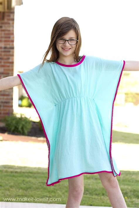 Swim Cover d i y swimsuit cover ups craft collector